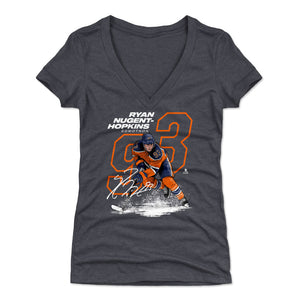 Ryan Nugent-Hopkins Women's V-Neck T-Shirt | 500 LEVEL