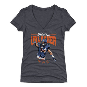 Brian Urlacher Women's V-Neck T-Shirt | 500 LEVEL