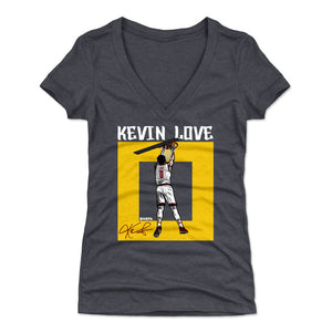 Kevin Love Women's V-Neck T-Shirt | 500 LEVEL