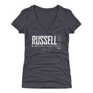 D'Angelo Russell Women's V-Neck T-Shirt | 500 LEVEL