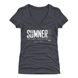 Edmond Sumner Women's V-Neck T-Shirt | 500 LEVEL