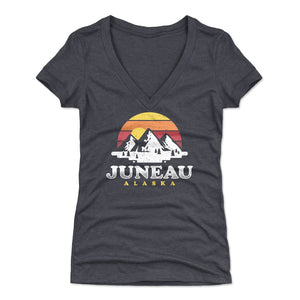 Juneau Women's V-Neck T-Shirt | 500 LEVEL