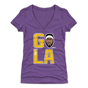 Anthony Davis Women's V-Neck T-Shirt | 500 LEVEL