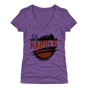 Alex Harden Women's V-Neck T-Shirt | 500 LEVEL