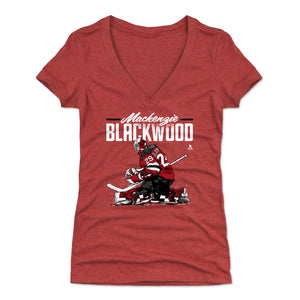 MacKenzie Blackwood Women's V-Neck T-Shirt | 500 LEVEL
