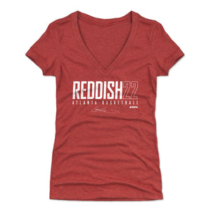 Cam Reddish Women's V-Neck T-Shirt | 500 LEVEL