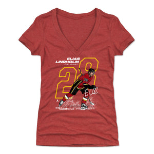 Elias Lindholm Women's V-Neck T-Shirt | 500 LEVEL