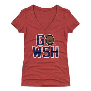Bradley Beal Women's V-Neck T-Shirt | 500 LEVEL
