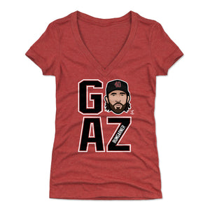 Madison Bumgarner Women's V-Neck T-Shirt | 500 LEVEL