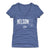 Quenton Nelson Women's V-Neck T-Shirt | 500 LEVEL