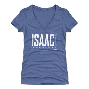 Jonathan Isaac Women's V-Neck T-Shirt | 500 LEVEL