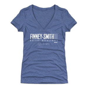 Dorian Finney-Smith Women's V-Neck T-Shirt | 500 LEVEL