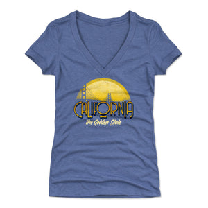 California Women's V-Neck T-Shirt | 500 LEVEL