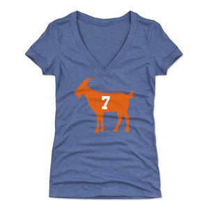 Denver Women's V-Neck T-Shirt | 500 LEVEL