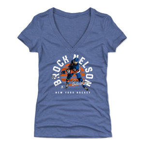 Brock Nelson Women's V-Neck T-Shirt | 500 LEVEL