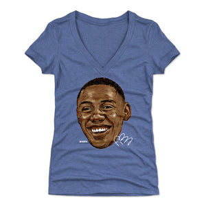 RJ Barrett Women's V-Neck T-Shirt | 500 LEVEL