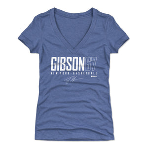 Taj Gibson Women's V-Neck T-Shirt | 500 LEVEL