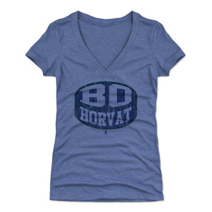 Bo Horvat Women's V-Neck T-Shirt | 500 LEVEL