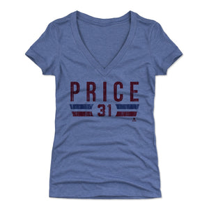 Carey Price Women's V-Neck T-Shirt | 500 LEVEL
