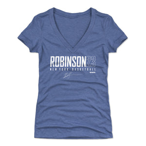 Mitchell Robinson Women's V-Neck T-Shirt | 500 LEVEL