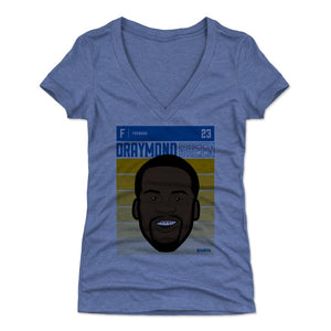 Draymond Green Women's V-Neck T-Shirt | 500 LEVEL