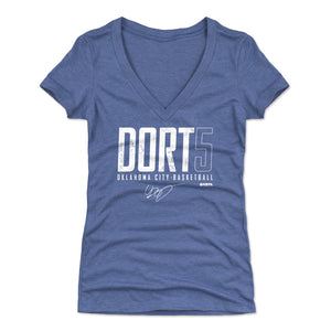 Luguentz Dort Women's V-Neck T-Shirt | 500 LEVEL