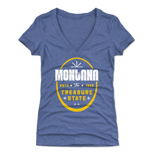 Montana Women's V-Neck T-Shirt | 500 LEVEL