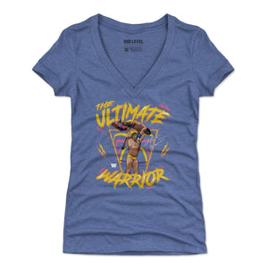 Ultimate Warrior Women's V-Neck T-Shirt | 500 LEVEL