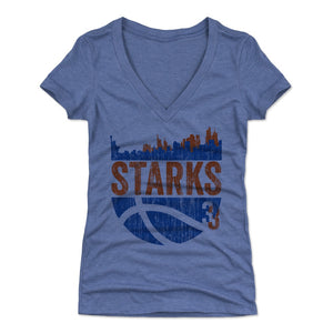 John Starks Women's V-Neck T-Shirt | 500 LEVEL