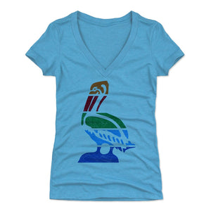 St. Petersburg Women's V-Neck T-Shirt | 500 LEVEL