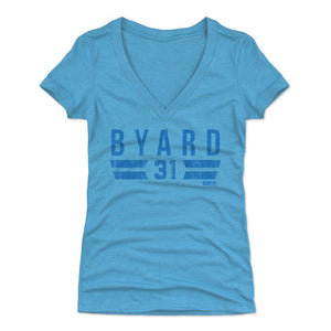 Kevin Byard Women's V-Neck T-Shirt | 500 LEVEL