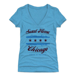 Chicago Women's V-Neck T-Shirt | 500 LEVEL