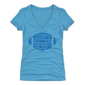 Derrick Henry Women's V-Neck T-Shirt | 500 LEVEL