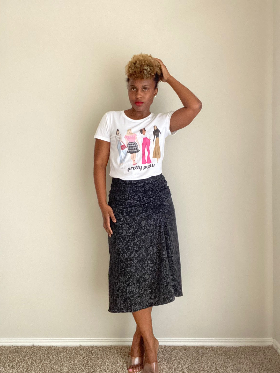 Different Ways To Style A Midi Skirt