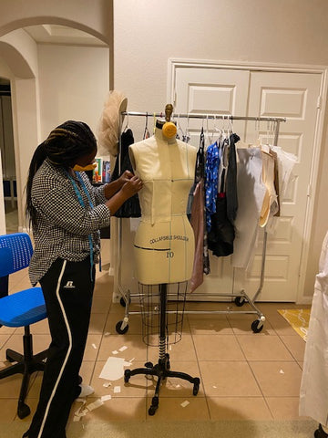 Shadana Chaney fashion Designer