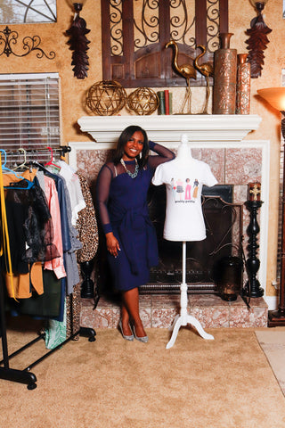 Miranda Chaney the fashion designer