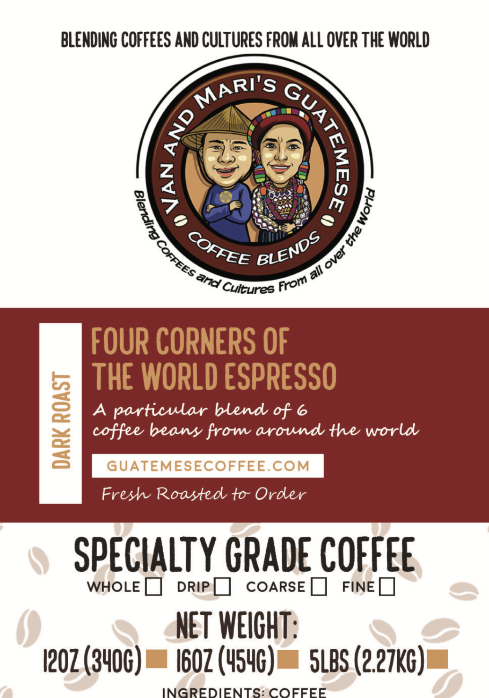 Four Corners of the World Espresso