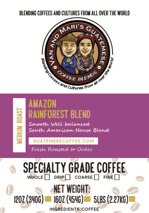 Amazon Rainforest Blend
