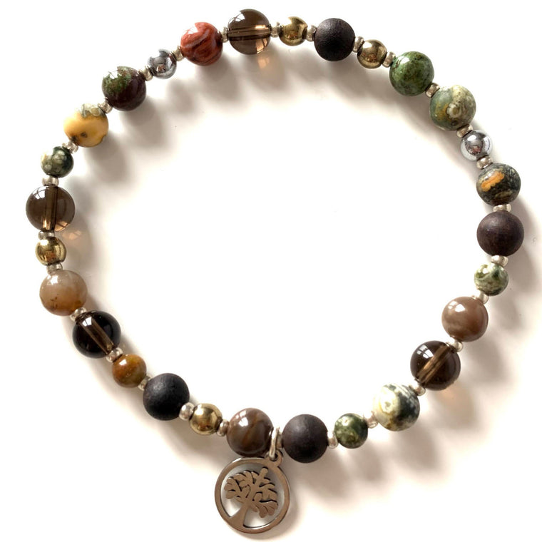 Forest Wisdom *giving back* Bracelet