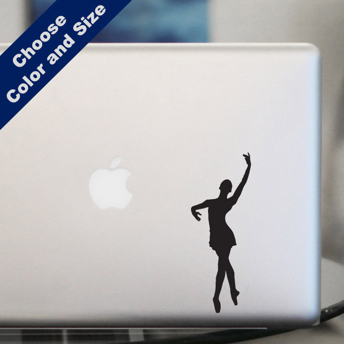 Ballerina Ordinaire Decal