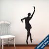 Ballerina Ordinaire Wall Decal