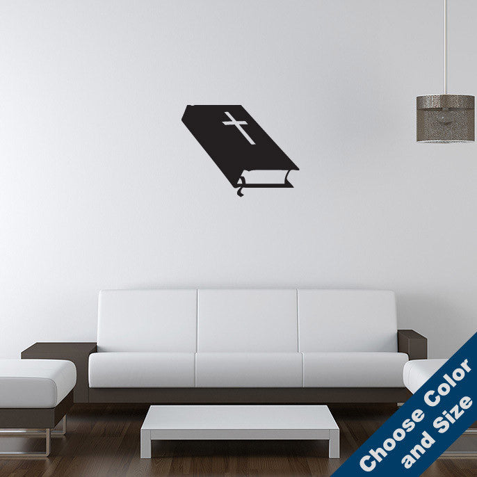 Bible Wall Decal