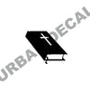 Bible Decal, Vinyl Sticker