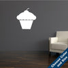 Cupcake Wall Decal