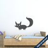 Cute Fox Wall Decal