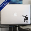 Director Icon Decal, Vinyl Sticker