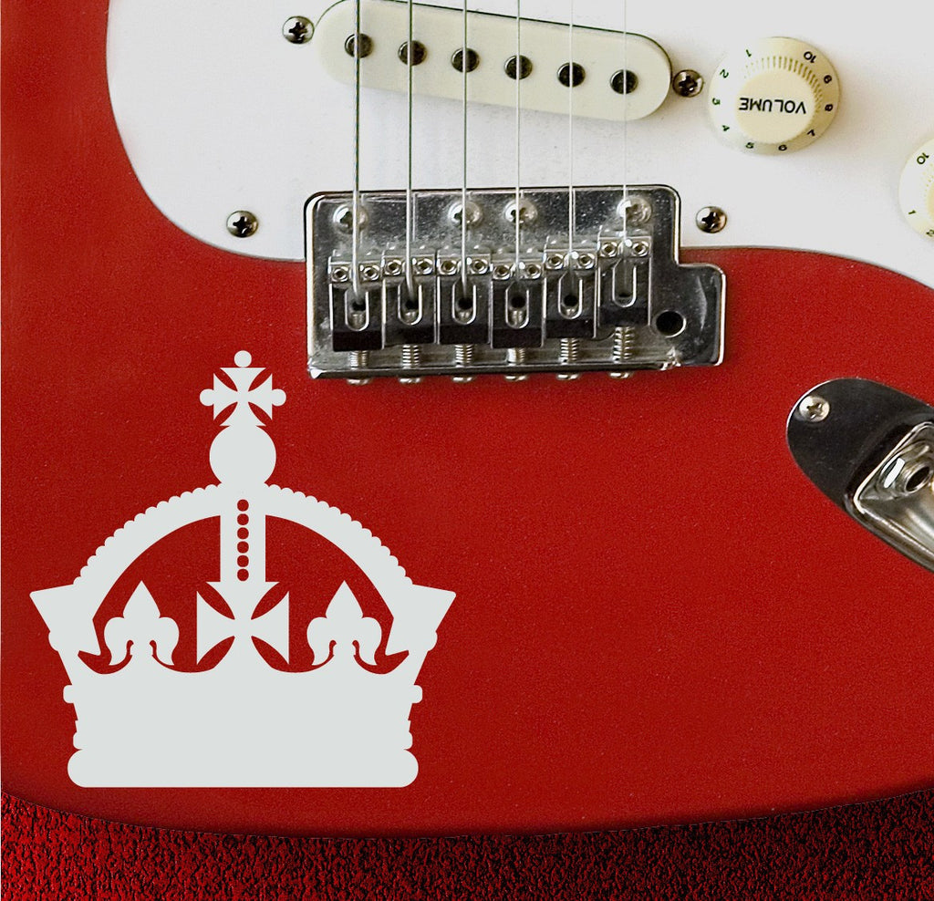 Royal Crown Decal