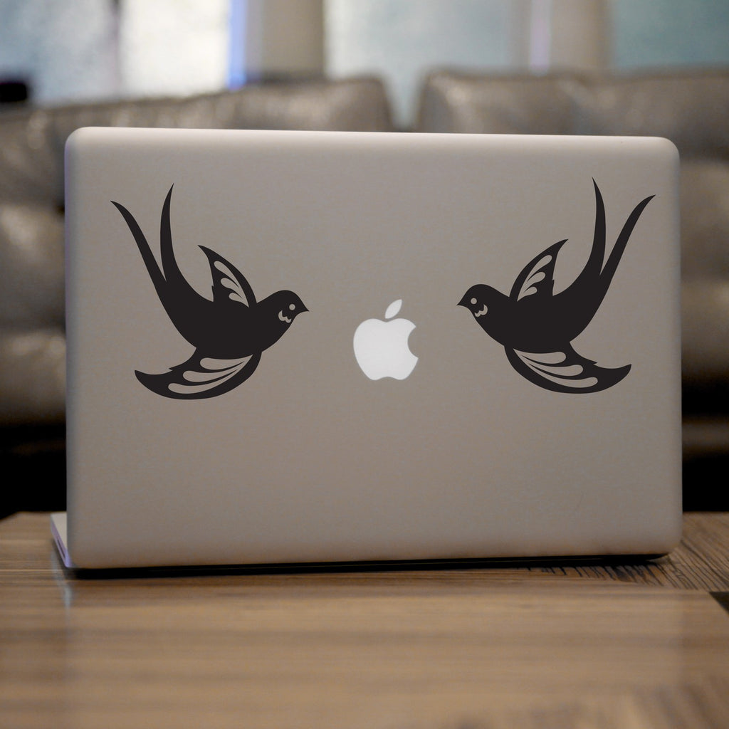 Sparrow Decal
