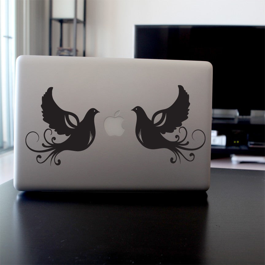 Doves Decal Set