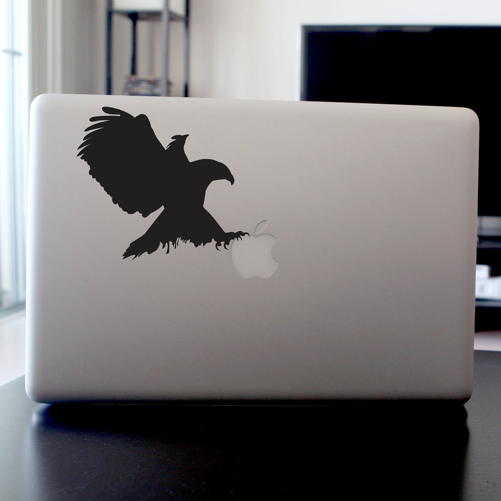 Swooping Eagle Decal